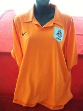 NETHERLANDS KNVB  NIKE POLO JERSEY IN GREAT CONDITION SIZE L
