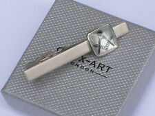 Mother of Pearl Tie Pins & Clips for Men