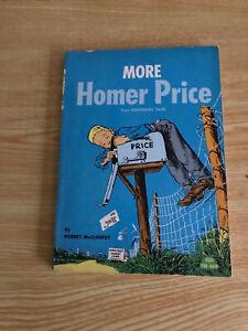 More Homer Price by Robert McCloskey