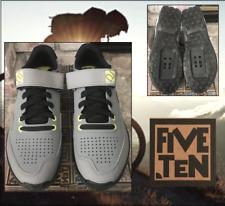 ADIDAS Sz 8 Five Ten Kestrel Lace Onix Yellow Men's Mountain Bike Shoes 5190