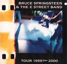 BRUCE SPRINGSTEEN 1999 / 2000 REUNION TOUR CONCERT PROGRAM BOOK / NMT 2 MINT
