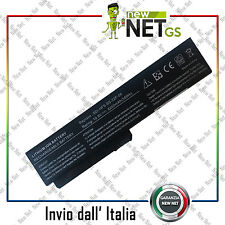 Batteria per  Fujitsu Siemens Amilo Gigabyte W251U Series da 5200mAh 0892