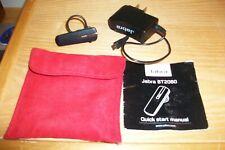 Jabra BT2080 Silver/Black Ear-Hook EAR BUD CELL PHONE Headset