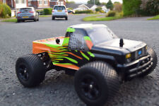 Buggy Monster Truck Rechargeable Radio Remote Control Rc Car 1/16@@ High Speed