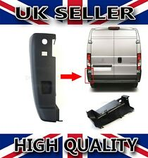 CITROEN RELAY PEUGEOT BOXER FIAT DUCATO REAR BUMPER END CORNER LEFT N/S 2006>