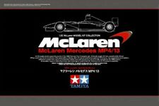 TAMIYA 1/20 MCLAREN MERCEDES MP4/13 modello F1 KIT AUTO GP #89718