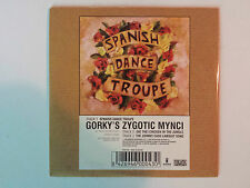 "GORKY'S ZYGOTIC MYNCI ""SPANISH DANCE TROUPE"" RARE SPANISH PROMO CD MAXI / CHILDS"