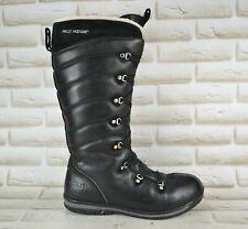 HELLY HANSEN Skuld 3 Womens Leather Long High Waterproof Boots Size 7.5 UK 41 EU
