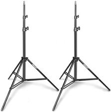 Emart Light Stand, 6.2ft Photography Stands for Photo Video Studio