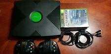 Microsoft Xbox Launch Edition 8GB Console with Controllers and Games