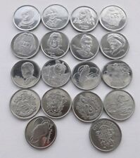 Harry Potter Magical World 18 different Coins Asda exclusive