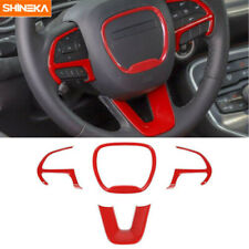 Steering Wheel Trim for Jeep Grand Cherokee SRT8 & Dodge Challenger Charger