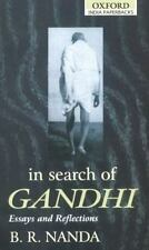 IN SEARCH OF GANDHI - NEW PAPERBACK BOOK