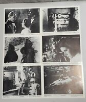 (27) 1977 STAR WARS 8x10 Black & White Press Kit Photos Pictures Lobby Cards