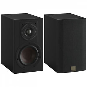 DALI OPTICON 1 MK 2 DIFFUSORI NERI DA LIBRERIA Casse acustiche speakers