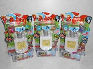 Spin Master Series 2 FLUSH FORCE: 3 Colors Yucky Urinal (All 3 or Choice) 4+
