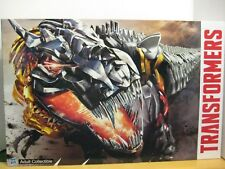 Transformers Exclusive DinoBots Set  SDCC 2014 Comic Con Grimlock