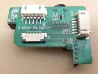 Ersatzteil SD Switch SD-Card Switch Platine Anycubic Mega 3D Drucker