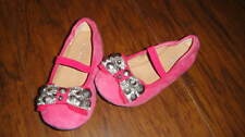NORDSTROM 7.5M 7.5 PINK BOW SHOES TODDLER GIRL