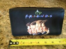 "New Old Stock, ""Friends"" Checkbook Cover / Wallet - Mint! For the Superfan"