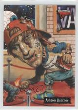 2007 Topps Hollywood Zombies #65 Ashton Butcher Non-Sports Card 2u6