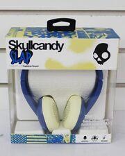New Skullcandy Slap Supreme Sound Mic'd Headphones Ill Famed Royal Blue Uproar