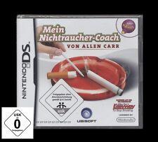 mein Nichtraucher Coach Von Allen Carr Nintendo DS