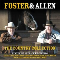 FOSTER & ALLEN The Country Collection CD BRAND NEW