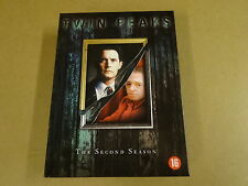 6-DISC DVD BOX / TWIN PEAKS - SEASON 2