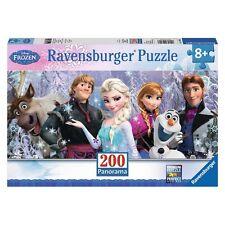 Ravensburger Disney Frozen Friends Panorama Puzzle (200-Piece) 12801 Puzzle NEW