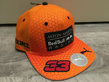 Max Verstappen 2019 teamcap Red Bull Racing RB15 Snapback NEW Spa Francorchamps