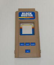 Working Milton Bradley Microvision Block Buster Cartridge  R12151