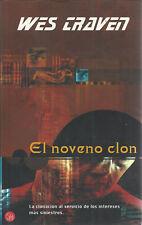 Wes Craven-El noveno clon.Punto de Lectura.2002.