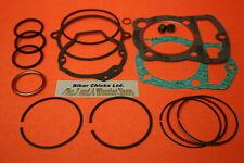 HONDA 84-86 ATC200S Piston Rings & Top End Gasket Set  .040  66.00mm