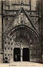 CPA Quimper - Le Grand Portail de la Cathédrale (458363)