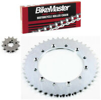 JT 520 Chain 13-43 T Sprocket Kit 72-2349 For Kawasaki KDX200 KX250