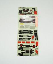 Jetfire Decal Sticker Sheet G1 Transformers 1985 Vintage Hasbro Action Figure