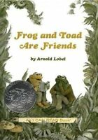 Frog and Toad Are Friends (An I Can Read Book) by Arnold Lobel