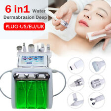 Water Dermabrasion Cleansing Hydro Dermabrasion Hydra Facial Machine 6 In1 New