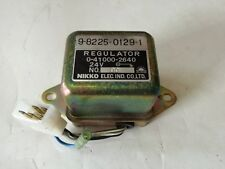 ISUZU Original 24V Spannungsregler 9-8225-0129-1 0-41000-2640 Nikko