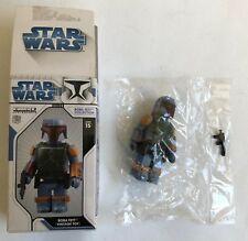 Medicom Kubrick 100% Star Wars Boba Fett Collection : Boba Fett (Vintage Toy)