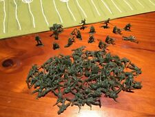 1/72 Matchbox WW2 Australian Infantry soldiers figures