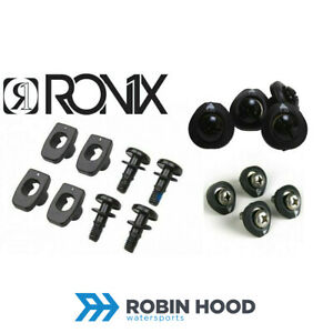 Ronix Wakeboard Bindings Replacement Screw Sets - SELECT TYPE