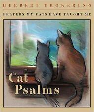 Cat Psalms Brokering, Herbert F, Brokering, Harbert Paperback