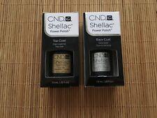 CND Shellac Base Coat Top Qualità Super