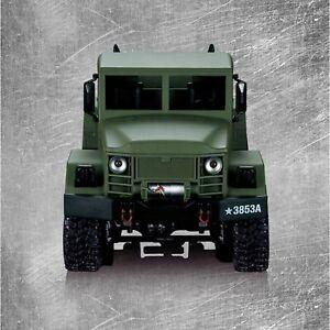 Heng Long / Torro 1:16 RC U.S. Military Truck Grün 1112438531