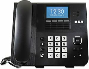 New RCA IP070S VoIP Business Wireless DECT 6.0 Phone for IP170S Base Station