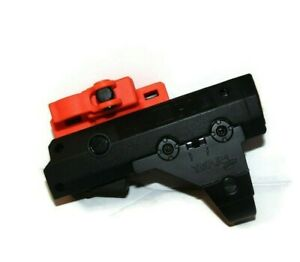 Nerf Rival Red Dot Sight Precision Anti-Reflective Lens Camlock Adjustable Sight