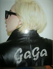 Lady Gaga Book by Terry Richardson 1st Edition