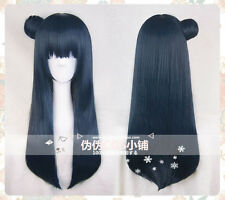 Japanese Harujuku LoveLive!Sunshine!! Tsushima Yoshiko Cosplay Lolita Sweet Wig